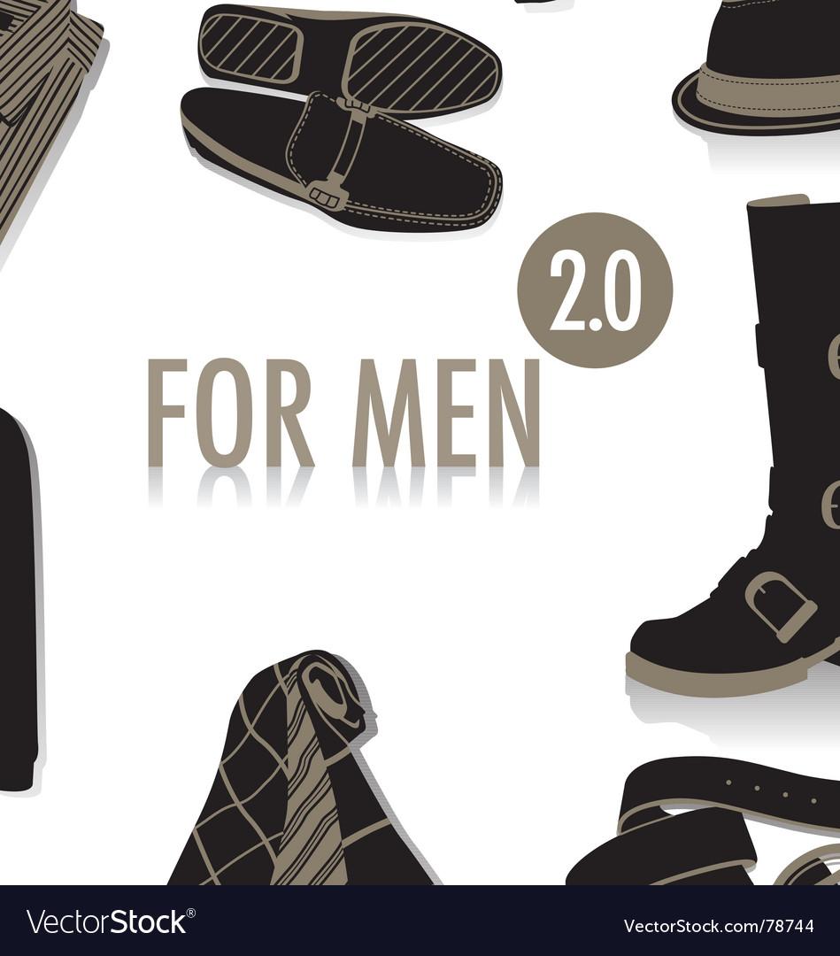 Men's fashion vector | Price: 3 Credit (USD $3)