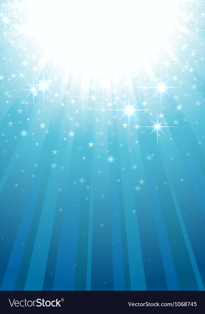 Magic light rays vector | Price: 1 Credit (USD $1)