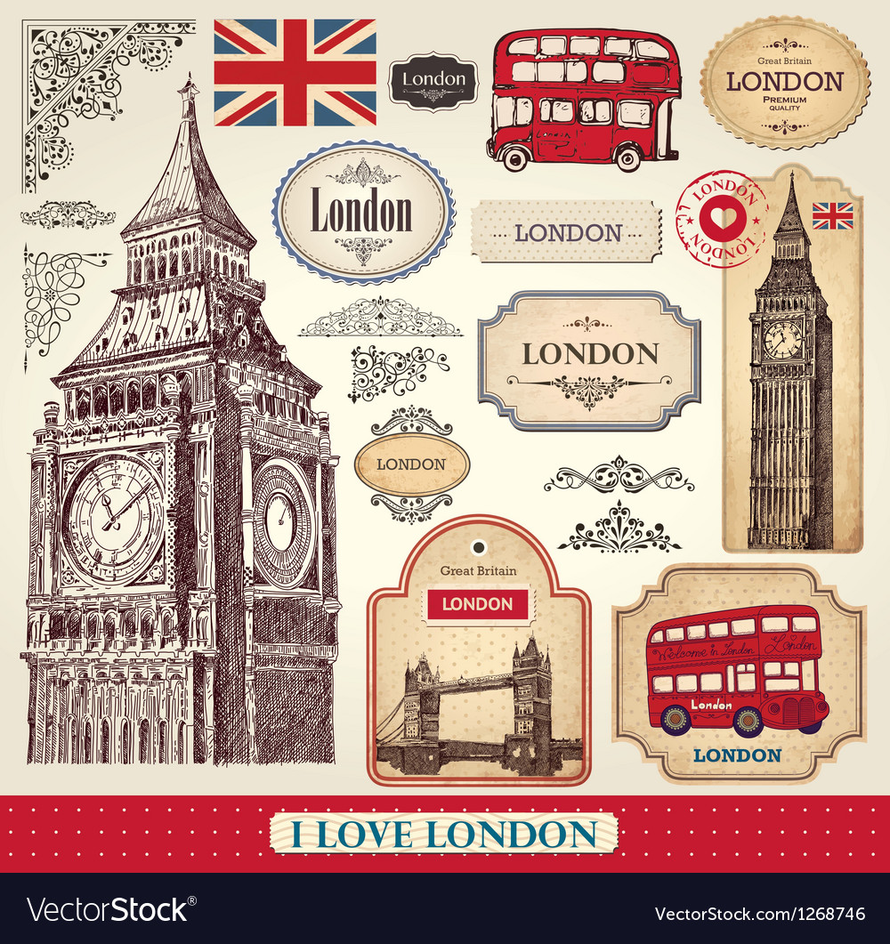 London symbols vector | Price: 3 Credit (USD $3)