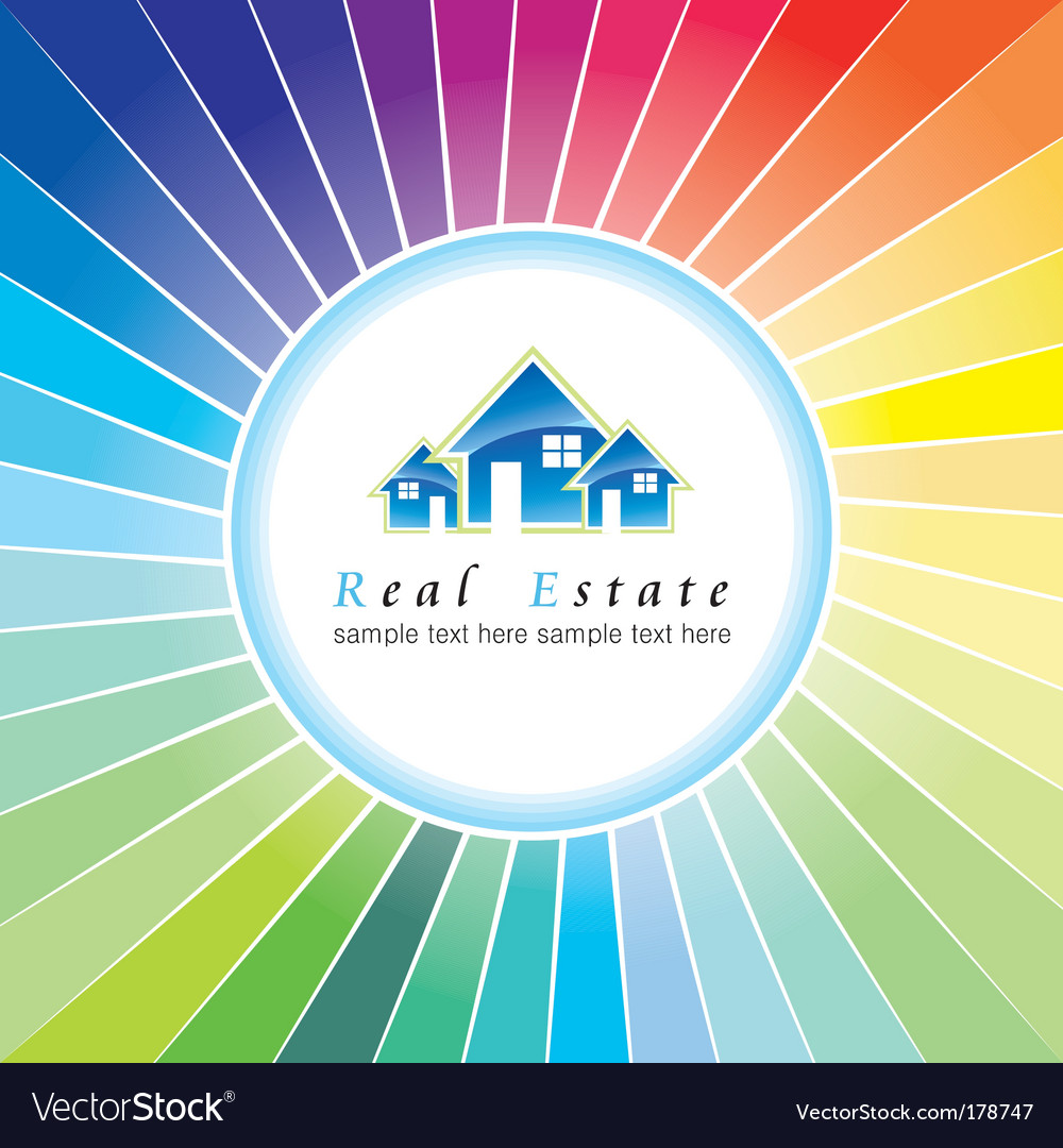 Real-estate vector | Price: 3 Credit (USD $3)