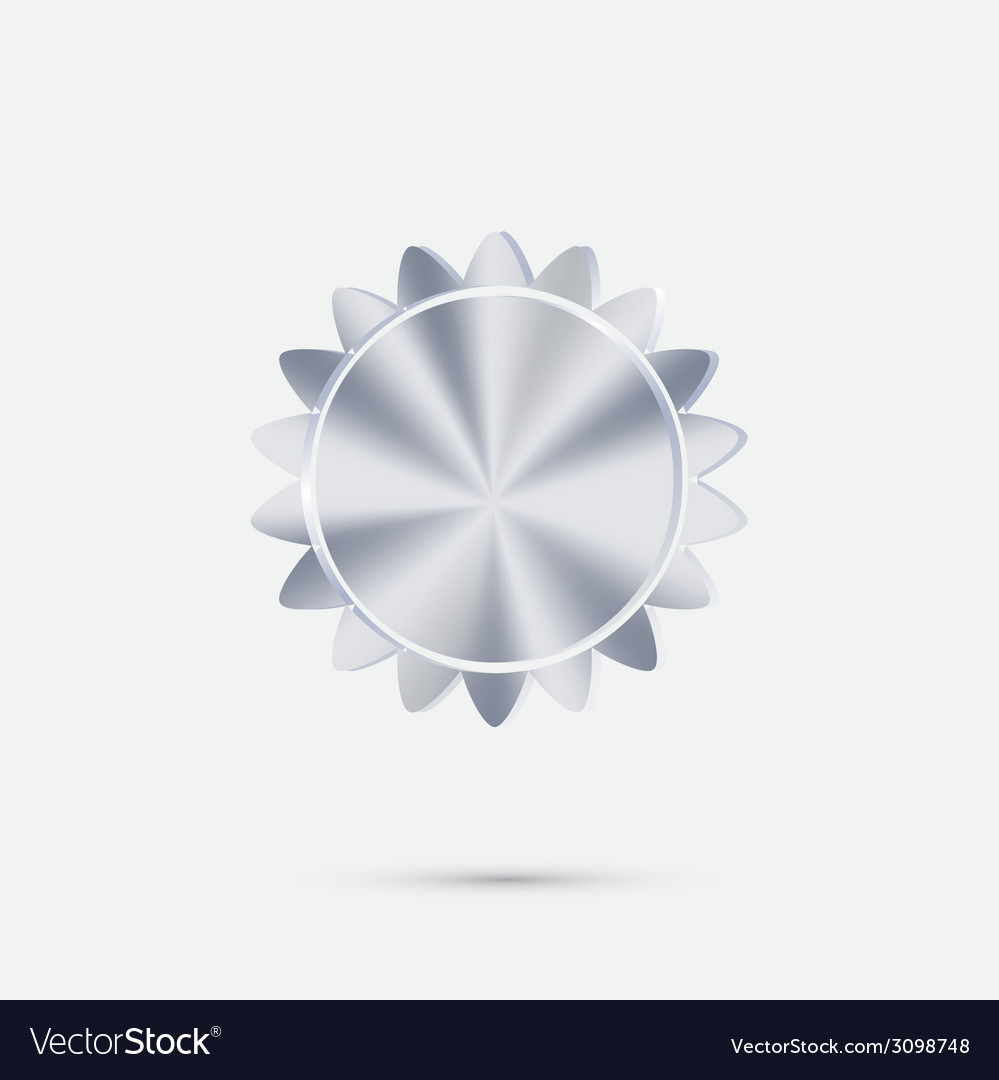 Sun the weather icon vector   Price: 1 Credit (USD $1)