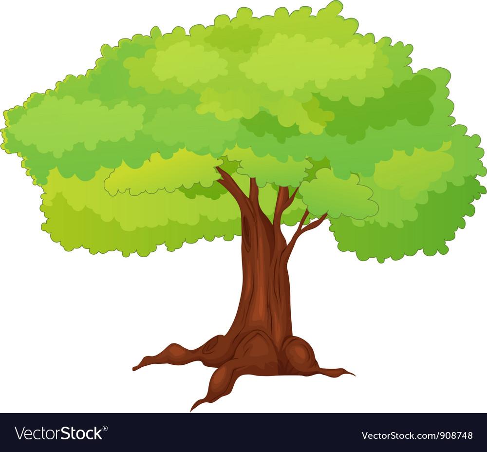Tree vector | Price: 3 Credit (USD $3)