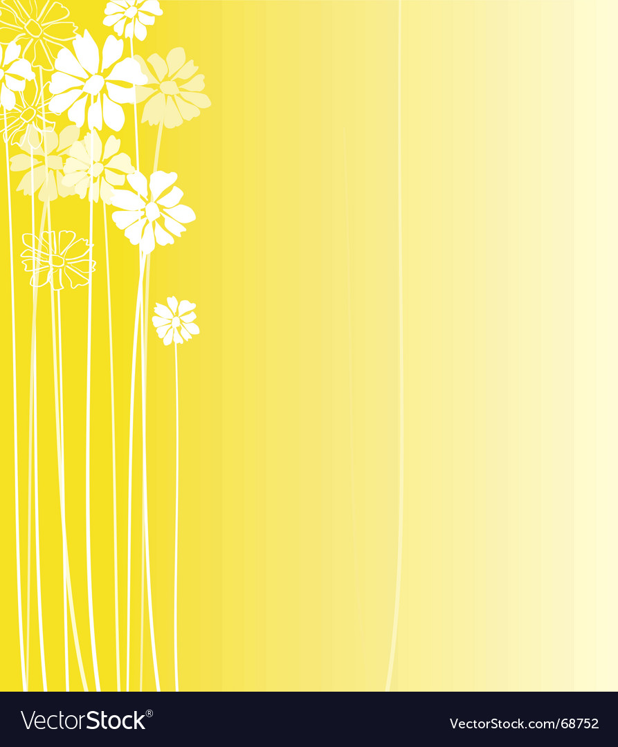 Flower white vector | Price: 1 Credit (USD $1)