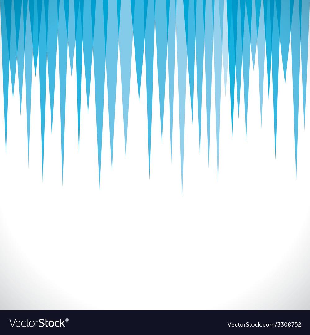 Sharp blue strip background vector | Price: 1 Credit (USD $1)