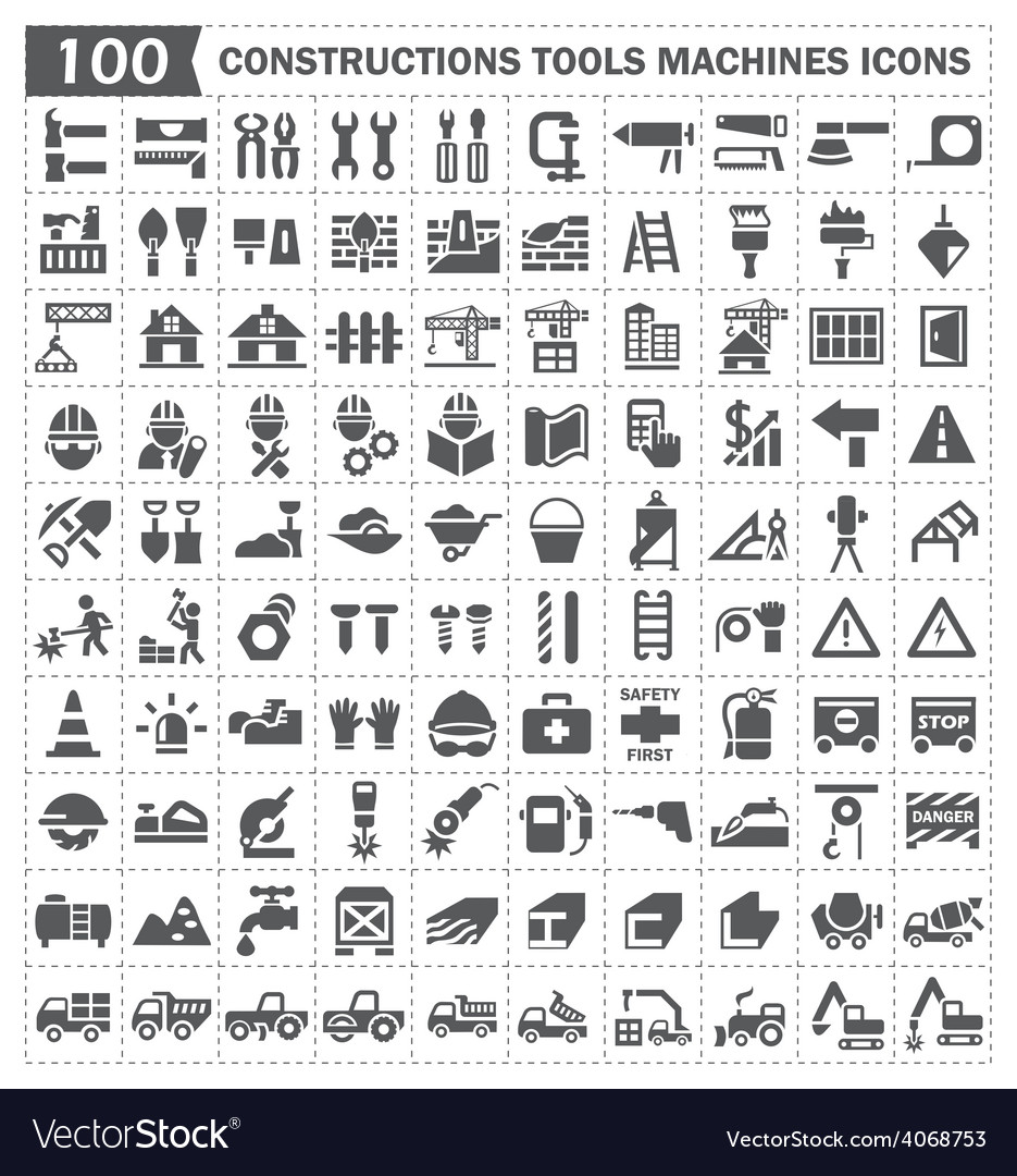 20150304 constructionicon vector | Price: 1 Credit (USD $1)