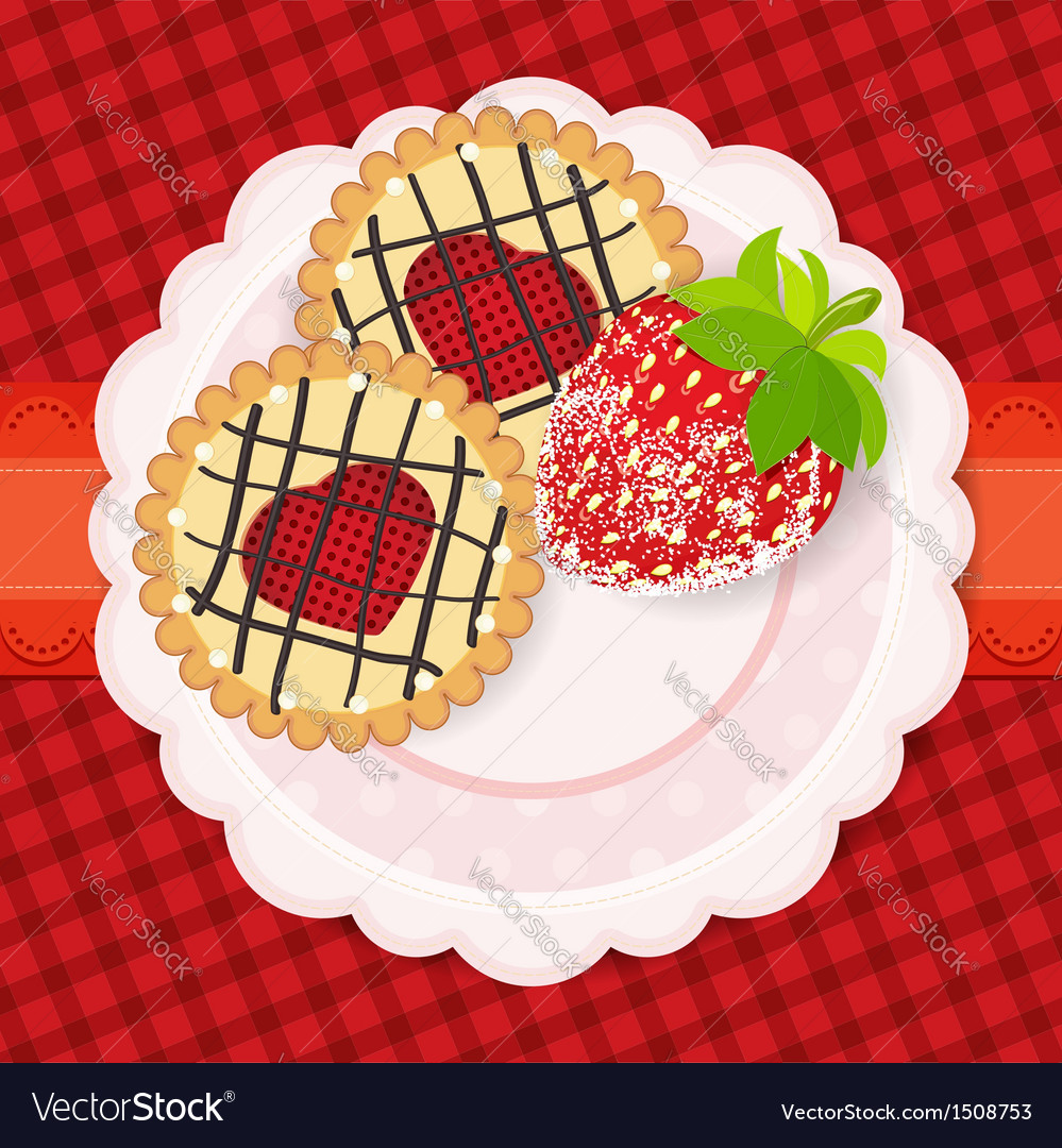 Sweet background vector | Price: 1 Credit (USD $1)