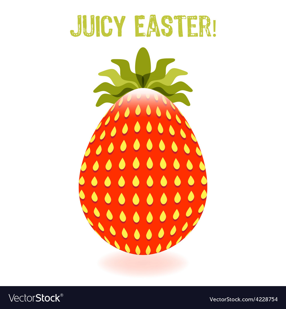 Juicy easter vector | Price: 1 Credit (USD $1)
