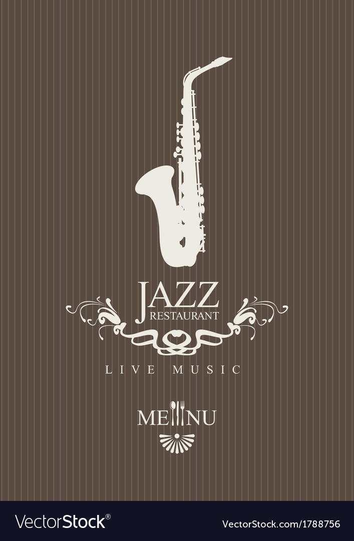 Jazz restaurant vector | Price: 1 Credit (USD $1)