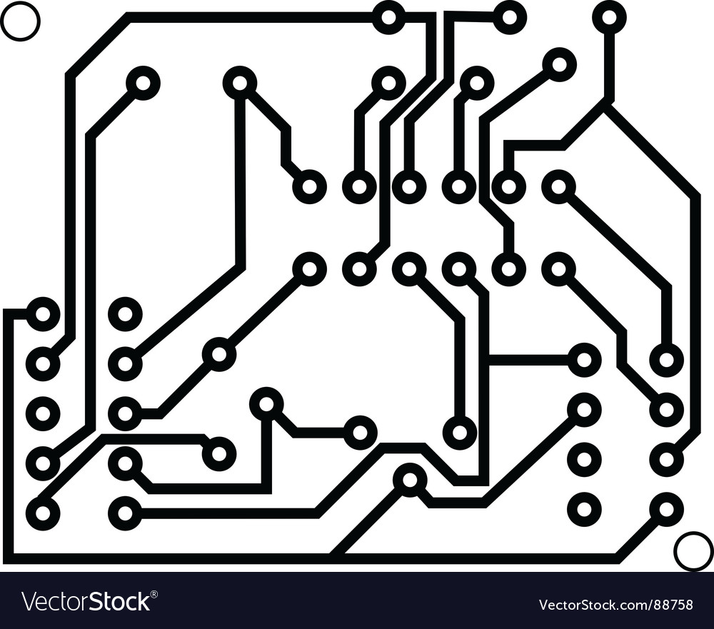 Electrical scheme vector | Price: 1 Credit (USD $1)