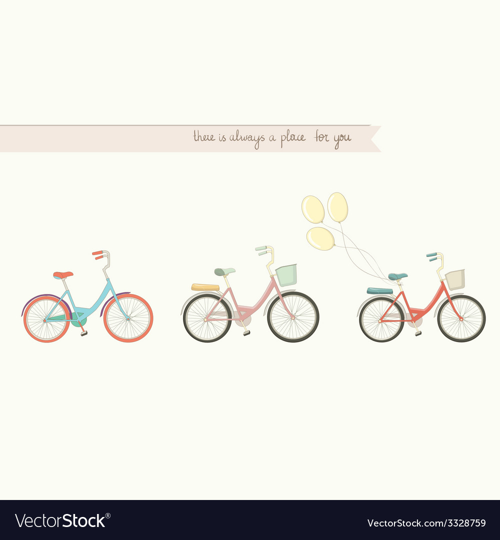 Byciclepink19 vector | Price: 1 Credit (USD $1)