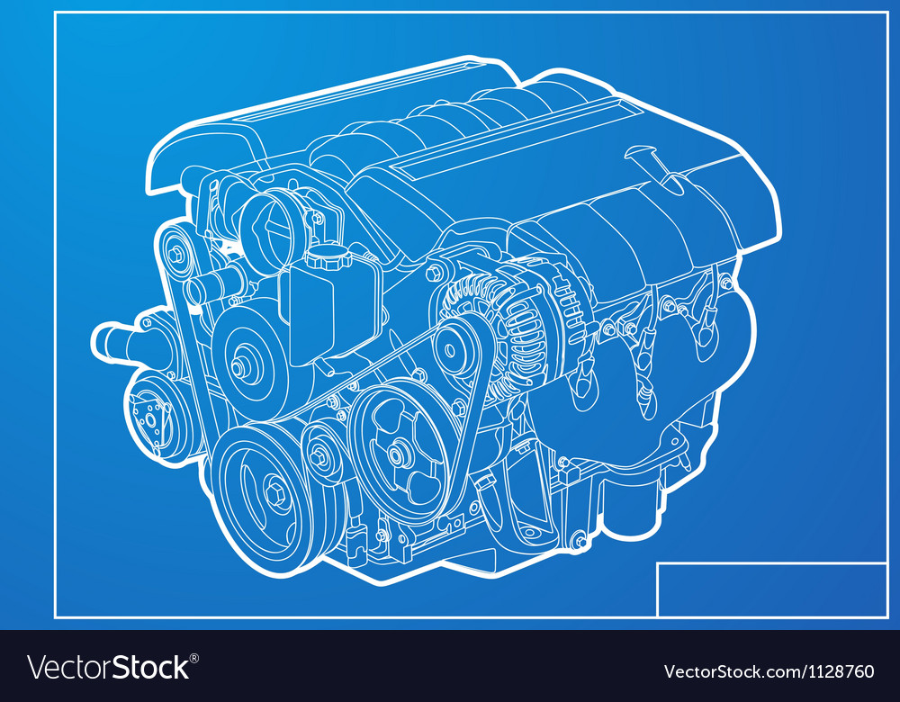 Engine vector | Price: 1 Credit (USD $1)