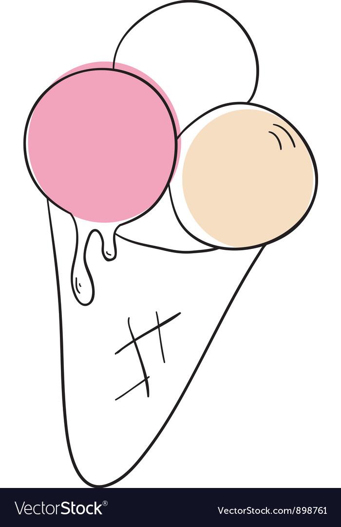 Ice cream vector   Price: 1 Credit (USD $1)