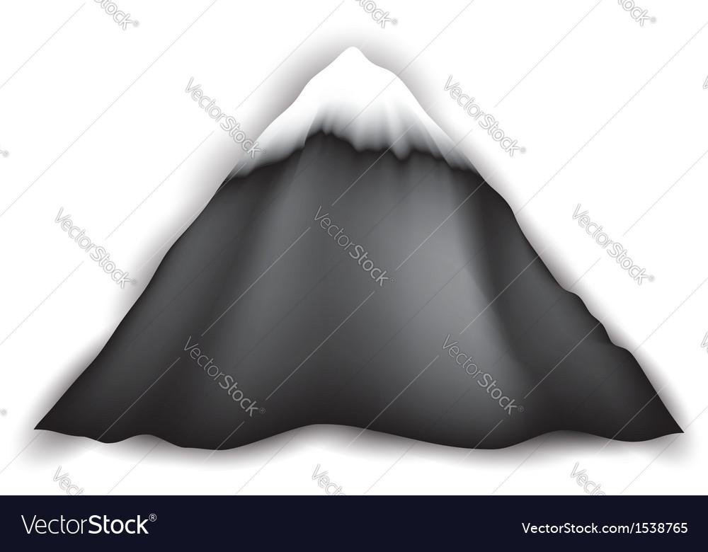 Big mountain logo vector | Price: 1 Credit (USD $1)