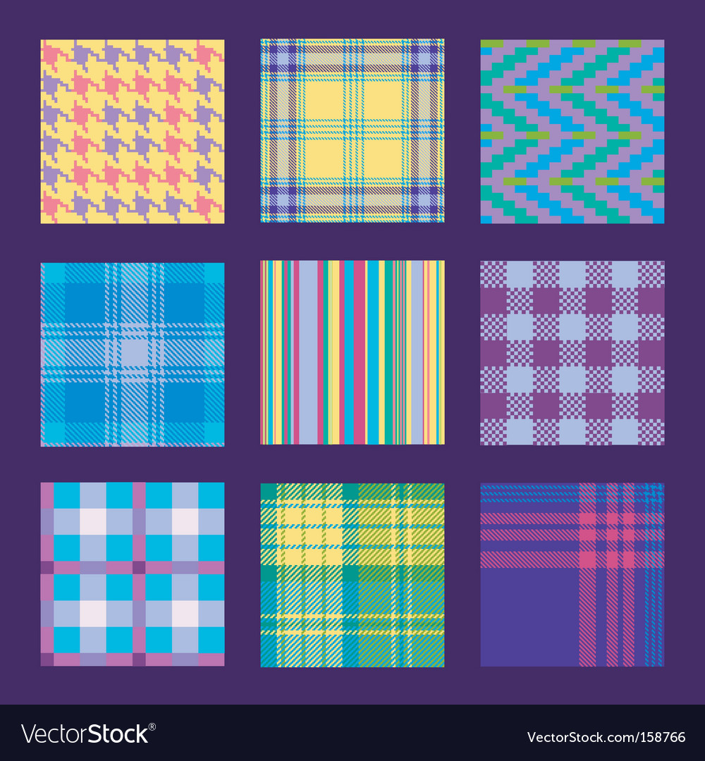 Easter patterns vector | Price: 1 Credit (USD $1)
