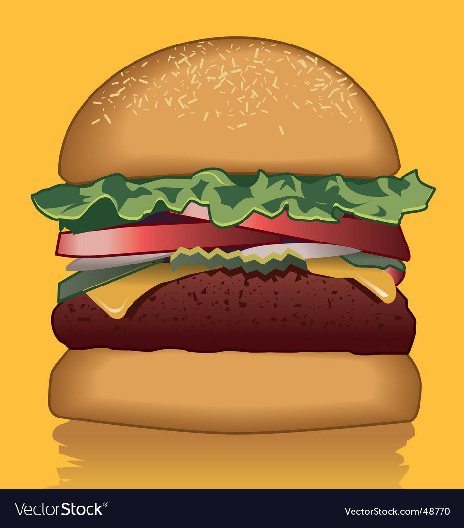Burger vector | Price: 1 Credit (USD $1)