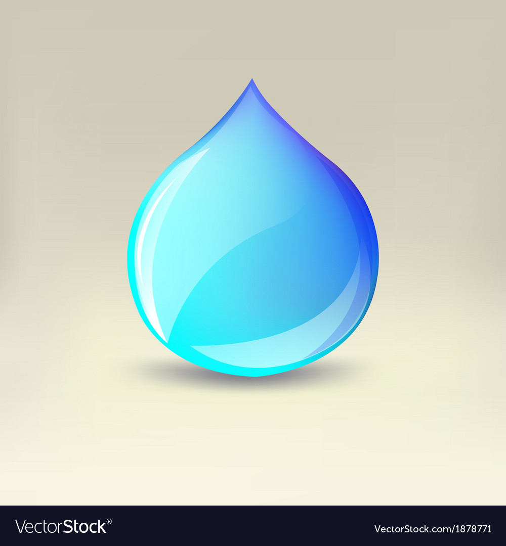 Drop vector | Price: 1 Credit (USD $1)