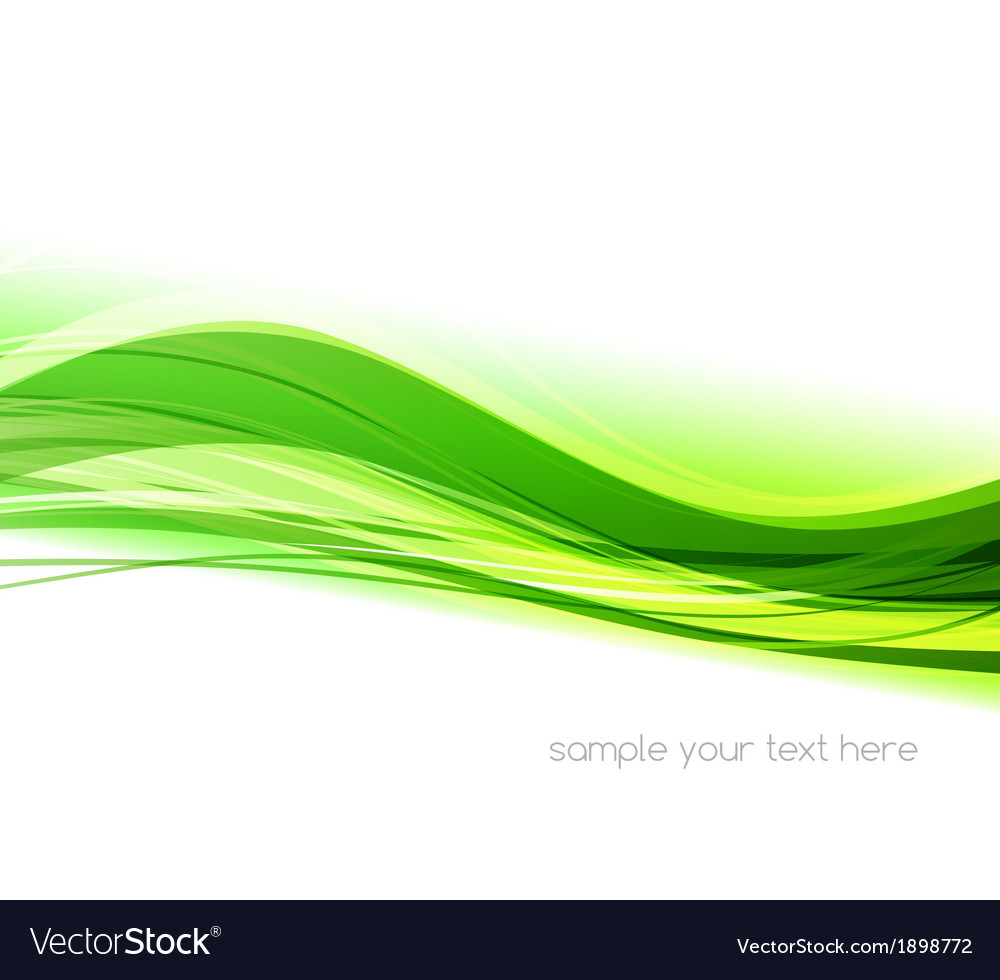 Abstract colorful waved background vector | Price: 1 Credit (USD $1)
