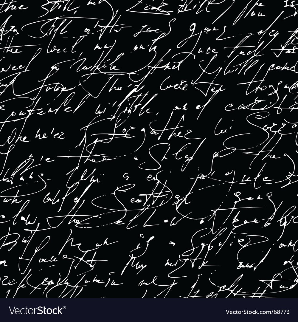 Script pattern vector | Price: 1 Credit (USD $1)