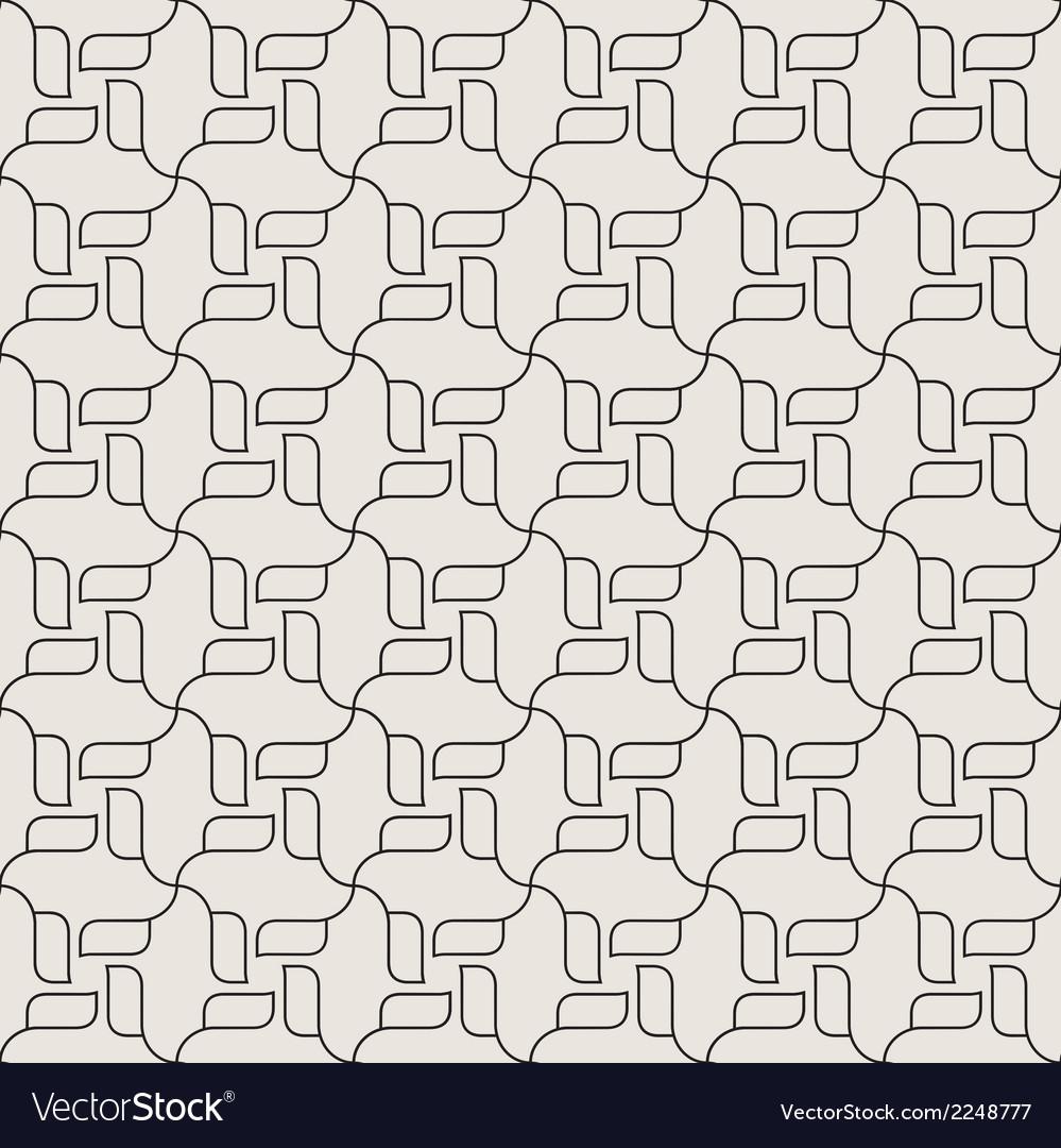 Modern seamless geometric pattern vector   Price: 1 Credit (USD $1)