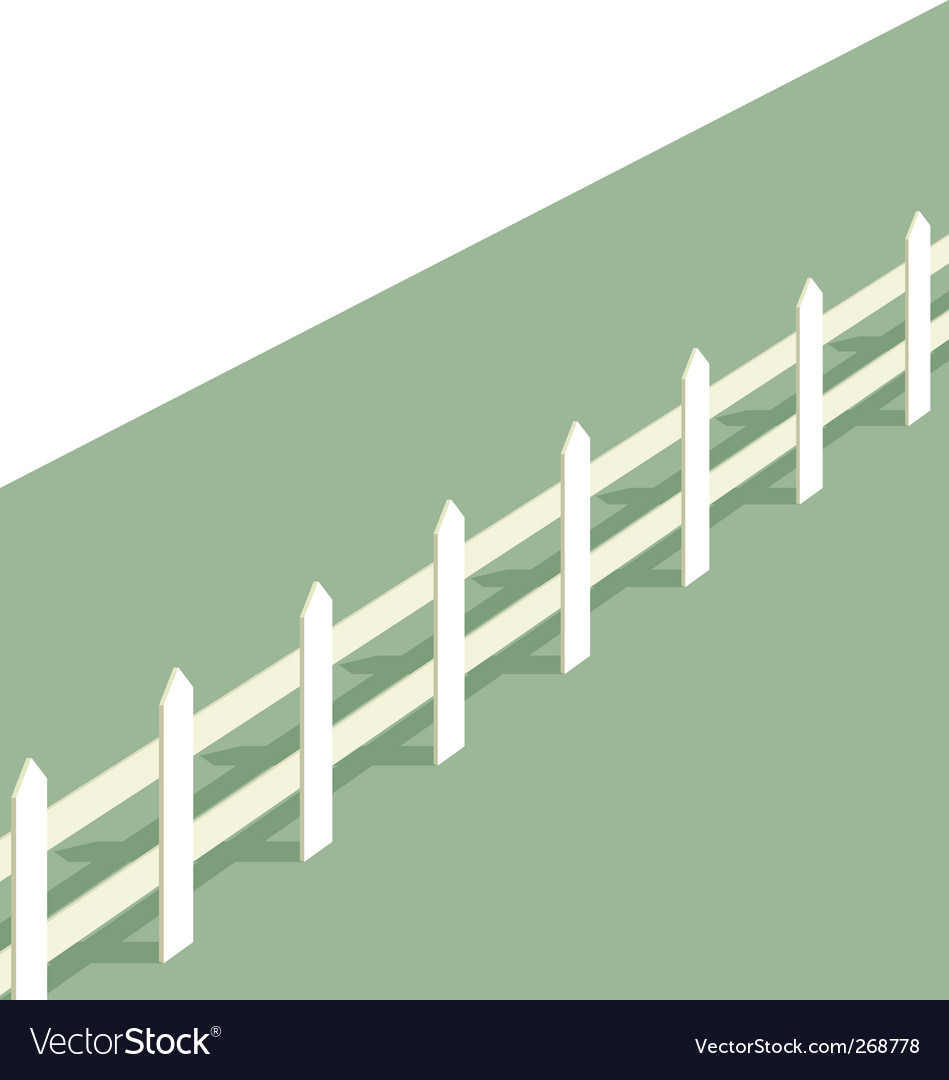 Fence vector | Price: 1 Credit (USD $1)