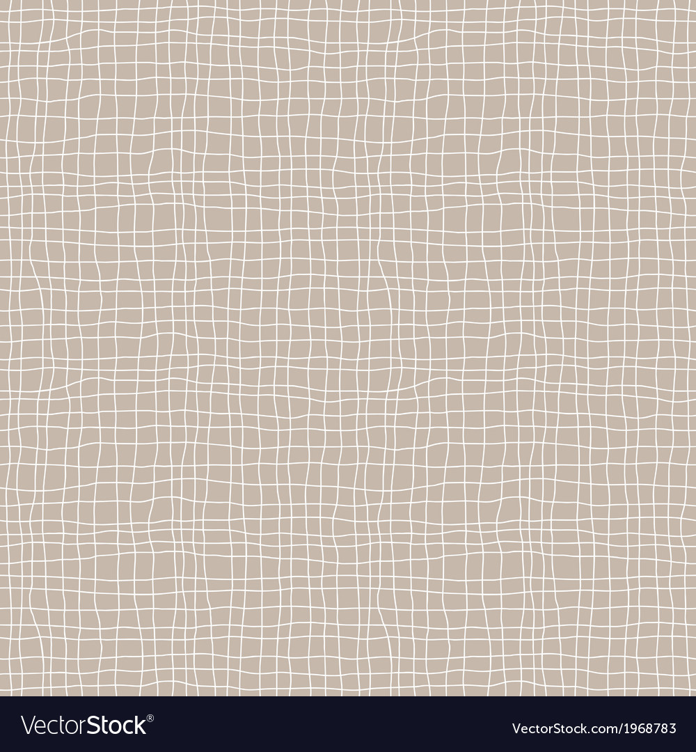 Seamless pattern of hand drawn netting structure vector | Price: 1 Credit (USD $1)