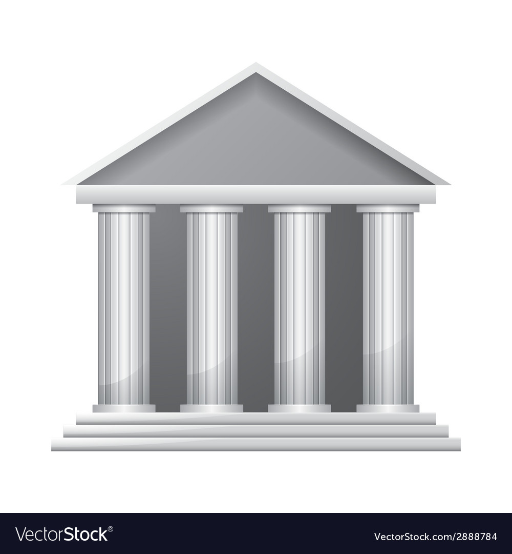 Bank vector | Price: 1 Credit (USD $1)
