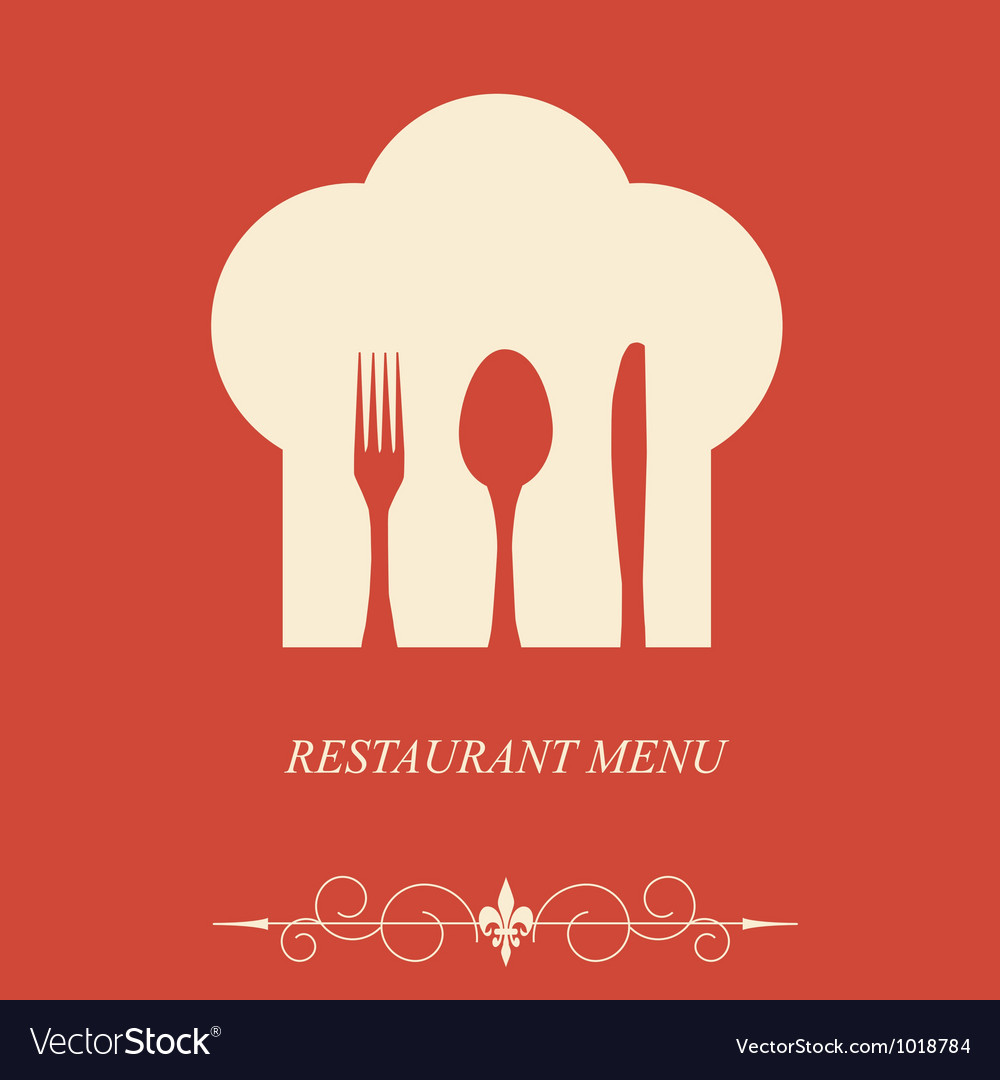The concept of restaurant menu on valentines day vector | Price: 1 Credit (USD $1)
