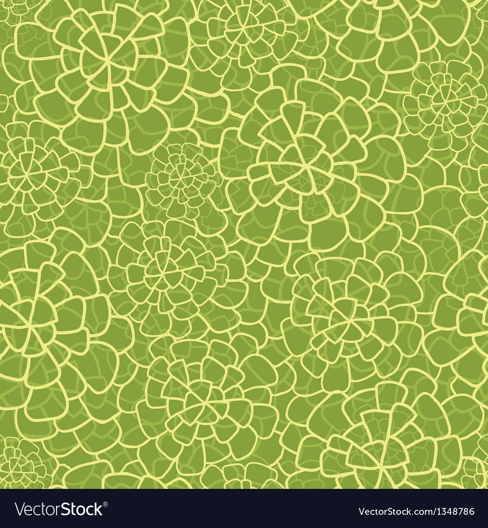 Abstract green natural texture seamless pattern vector | Price: 1 Credit (USD $1)