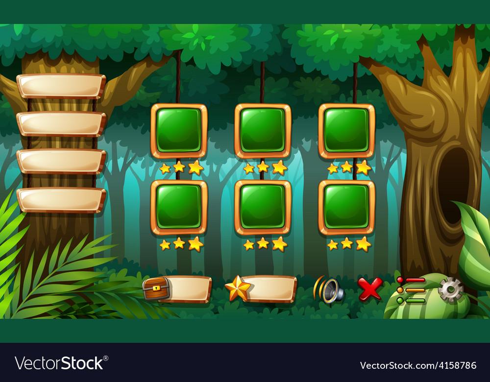 Computer game vector | Price: 3 Credit (USD $3)