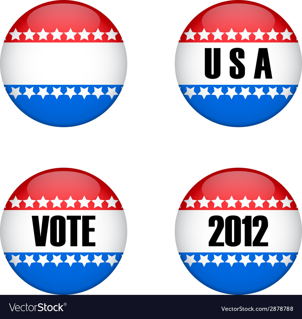 Usa vote vector | Price: 1 Credit (USD $1)