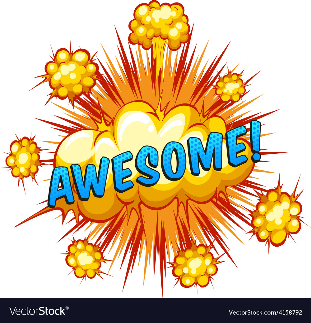 Awesome vector | Price: 1 Credit (USD $1)