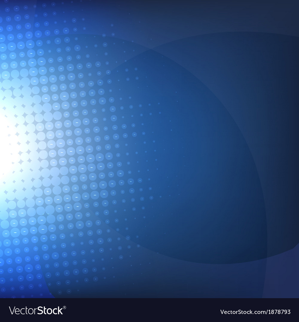 Dark blue background with blur vector | Price: 1 Credit (USD $1)