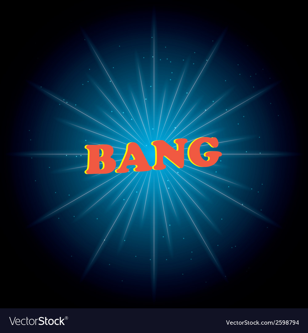 Bang vector | Price: 1 Credit (USD $1)