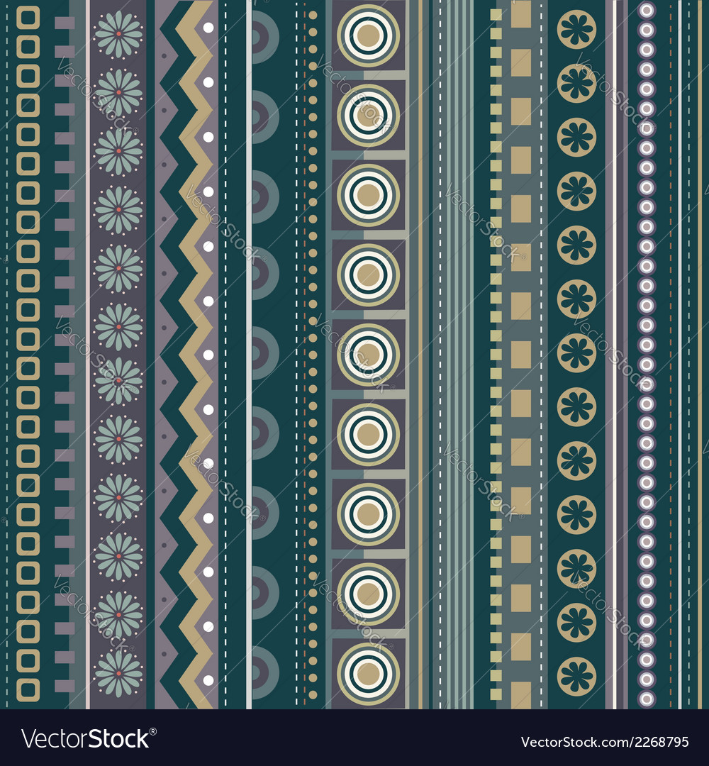 Abstract strip pattern vector | Price: 1 Credit (USD $1)