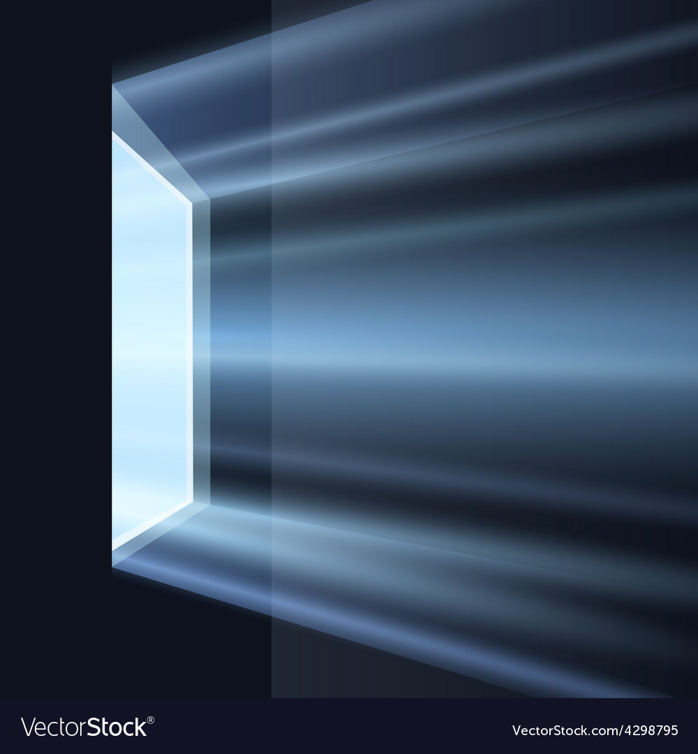 Light from the window vector | Price: 1 Credit (USD $1)