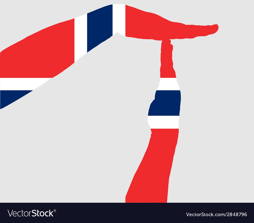 Norwegian timeout vector | Price: 1 Credit (USD $1)