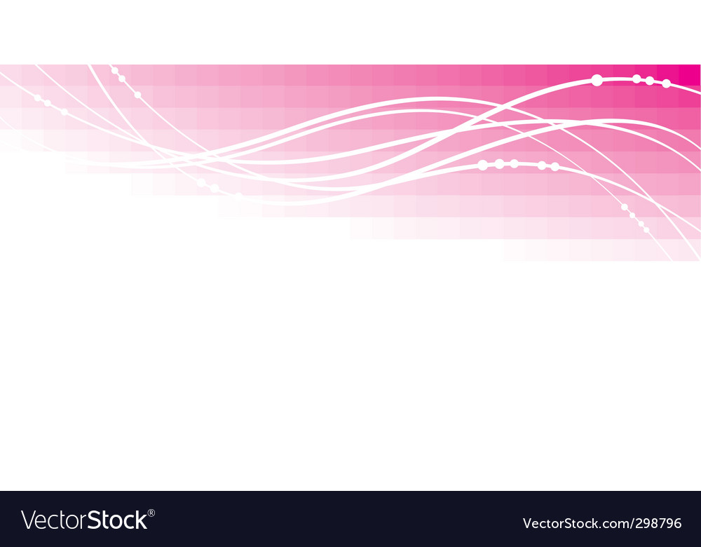 Pink abstract background vector | Price: 1 Credit (USD $1)