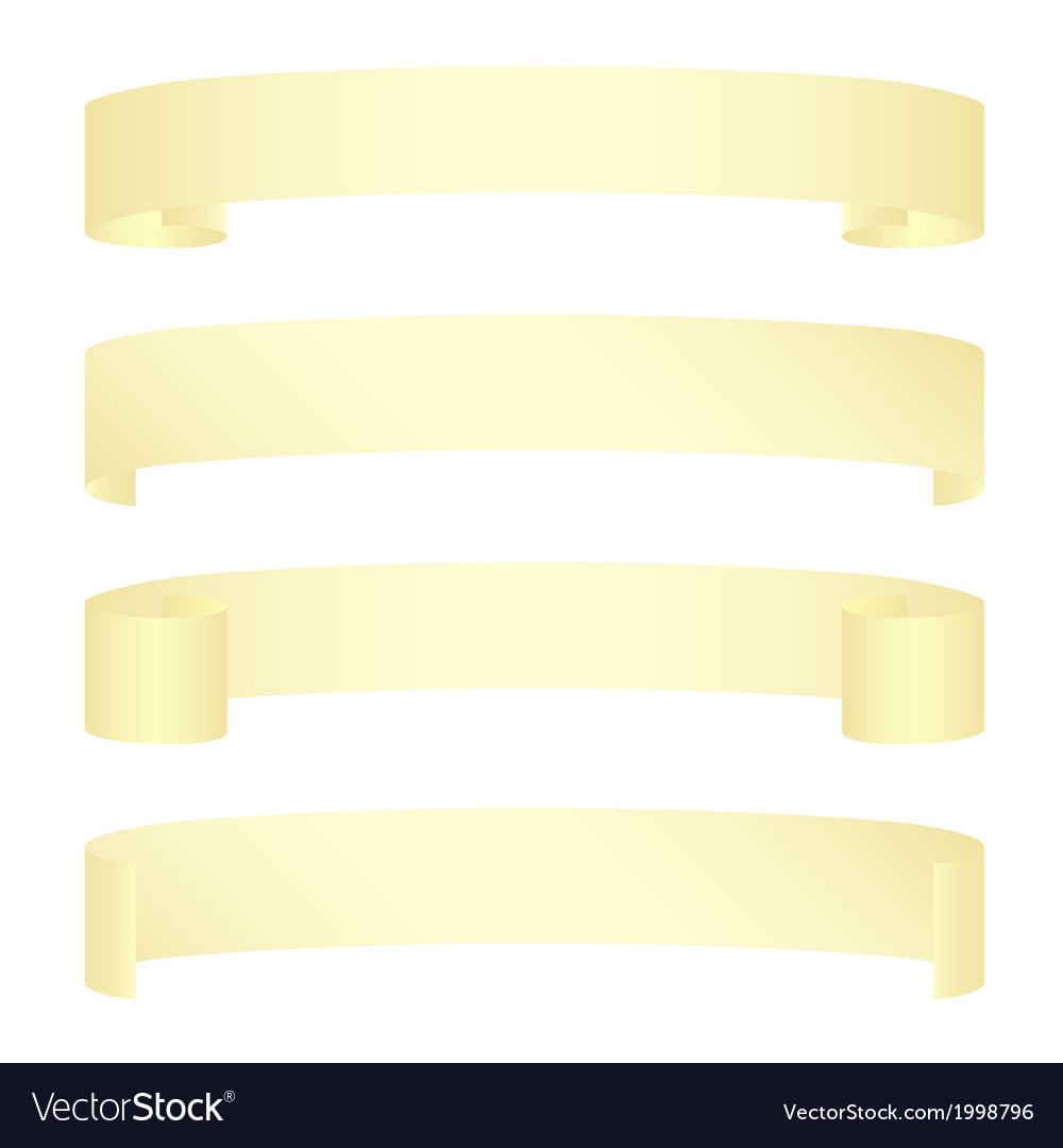 Scroll on a white background vector   Price: 1 Credit (USD $1)