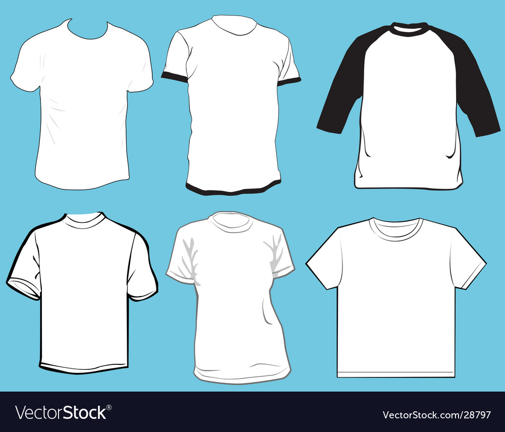 Apparel template vector | Price: 1 Credit (USD $1)