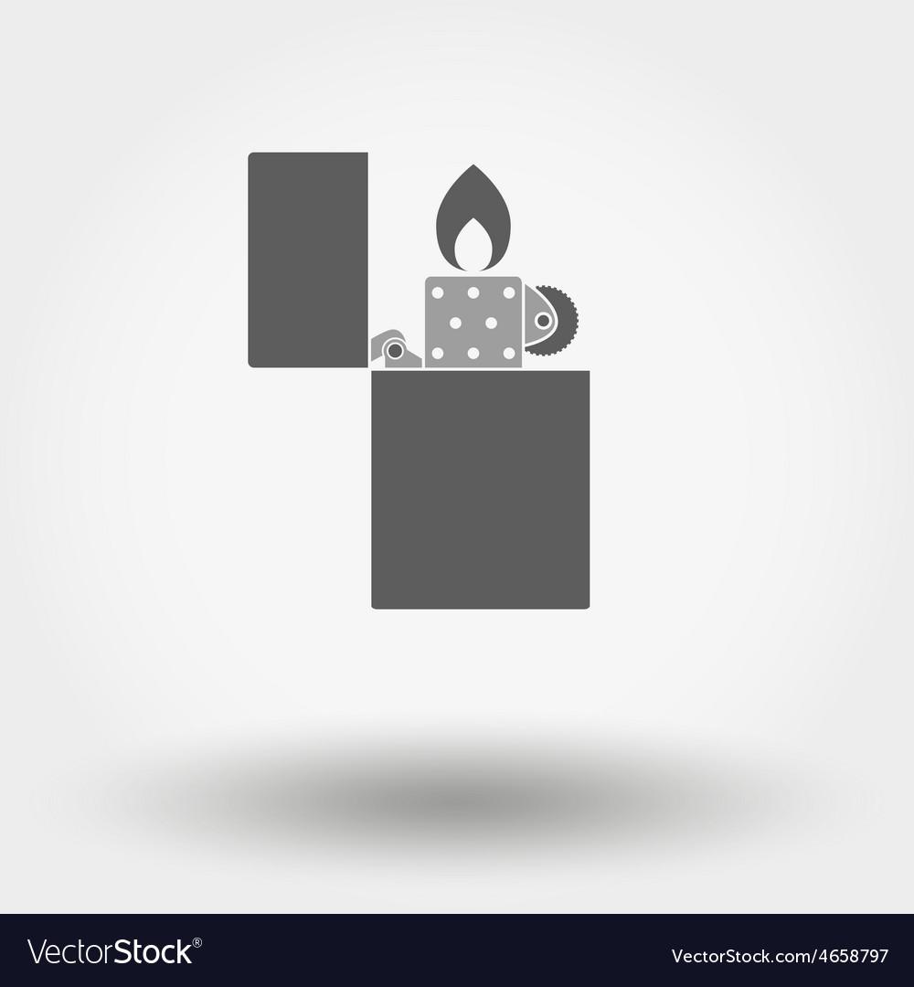 Cigar lighter vector
