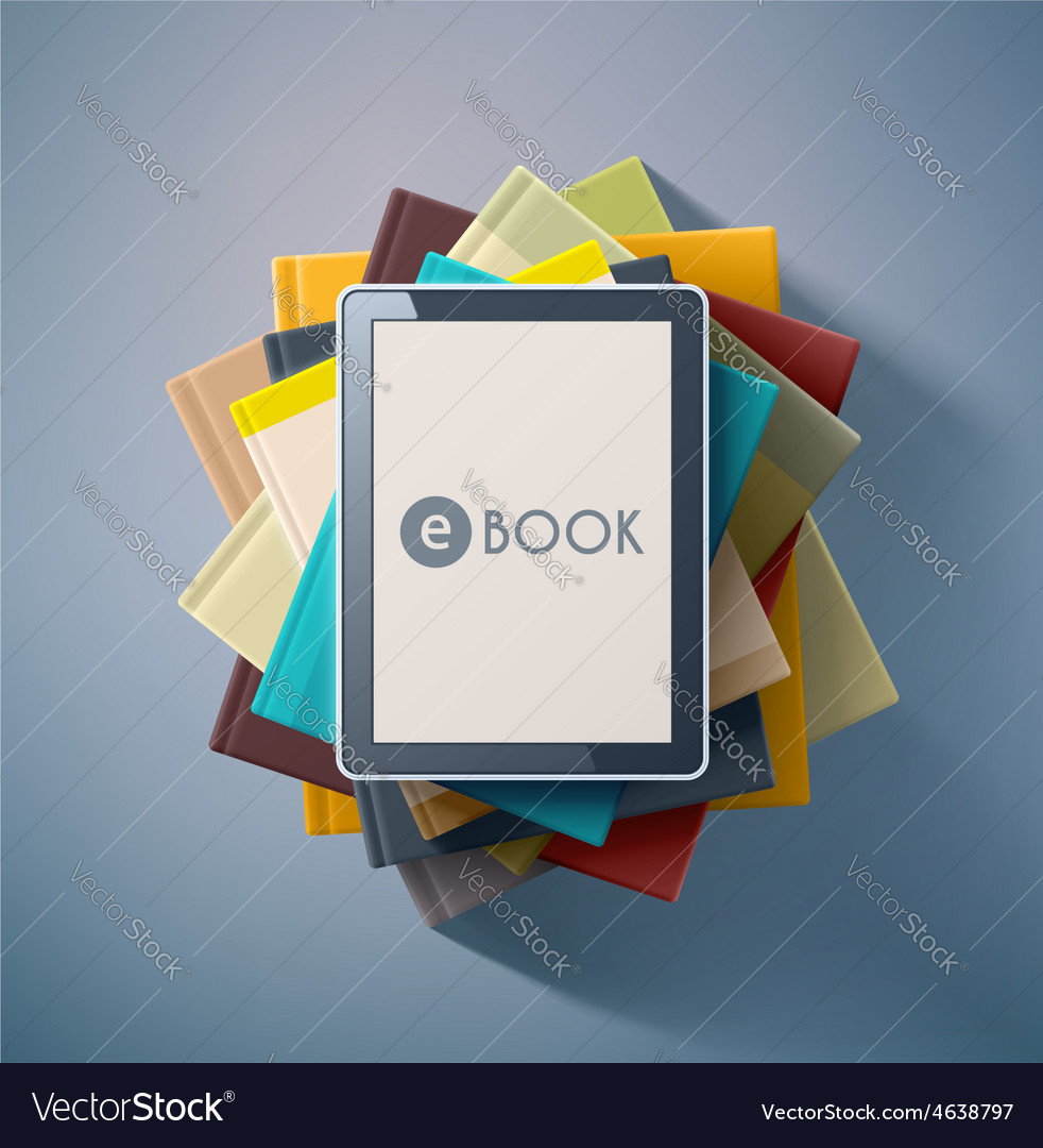 E-book vector | Price: 3 Credit (USD $3)
