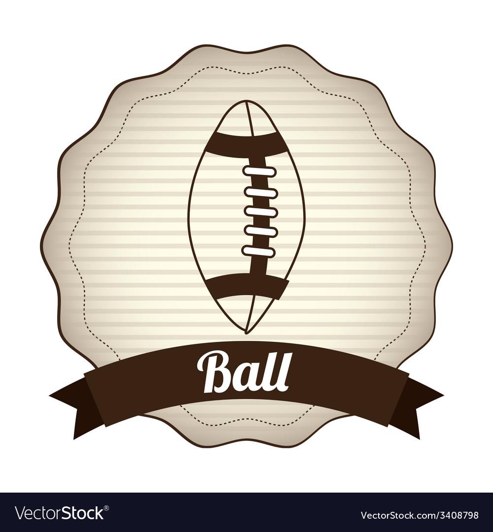 Ball design vector | Price: 1 Credit (USD $1)