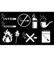 Non-smoking vector