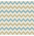 Seamless chevron pattern on linen texture vector