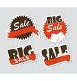 Sale labels set vector