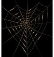 Web heart vector