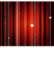 Abstract striped red and white background vector