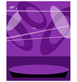 Abstract club background vector