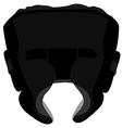 Boximg helmet vector