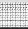 Seamless tennis net vector